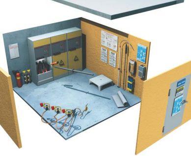 Bộ dụng cụ thi công điện, an toàn điện