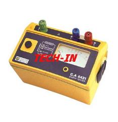 Đồng hồ đo điện trở đất CA-6421