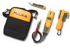 Bộ dụng cụ kiểm tra điện và nhiệt độ Fluke-600 Max+/T5-600/1AC
