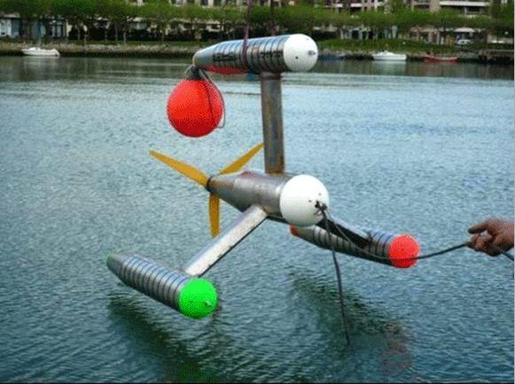 Công nghệ mới khai thác năng lượng từ các dòng hải lưu