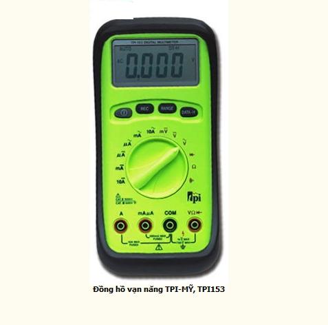 Đồng hồ vạn năng  TPI153