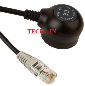 Đầu đọc chỉ số công tơ điện tử model OP-340