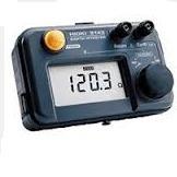 Máy đo điện trở đất cột viễn thông Hioki 3143