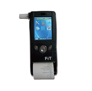 Máy đo nồng độ cồn in kết quả trực tiếp GIMA FIT-3