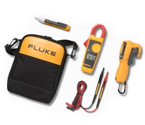Bộ dụng cụ kiểm tra nhiệt điện Fluke-62 Max+/323/1AC