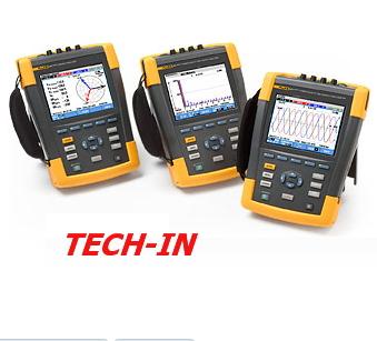 Máy phân tích chất lượng điện Fluke 435-II