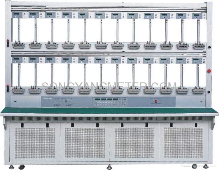 Bàn kiểm công tơ điện 1phase(3-48 vị trí)