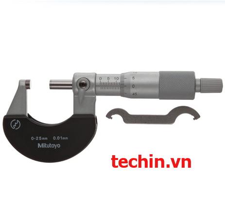 Panme đo ngoài cơ khí Mitutoyo 102-301