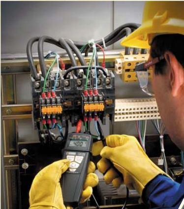 THiết bị đo kiểm tra điện CA760N