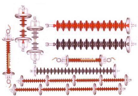 Chuỗi cách điện 110KV
