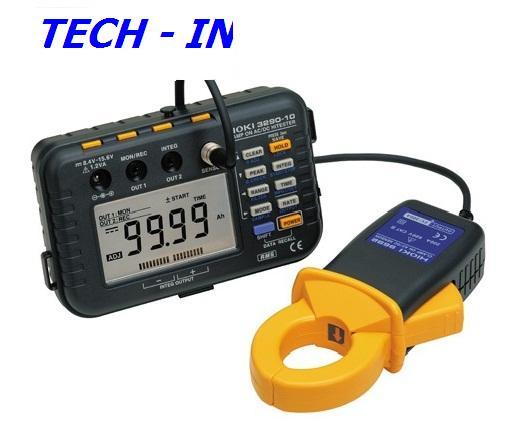 Ampe kìm đo dòng AC, DC